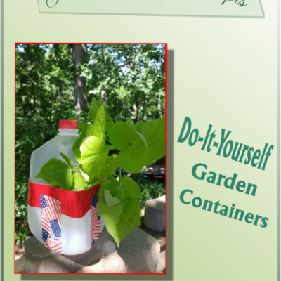 Gardens And Containers Go Hand-In-Hand